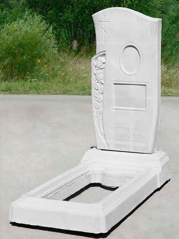 Памятник из бетона