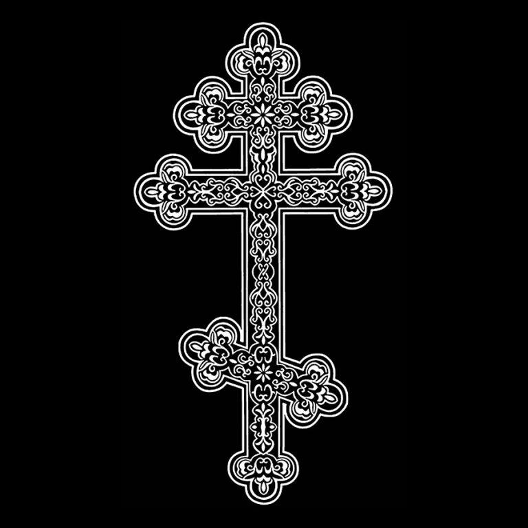 Крест для памятника картинки